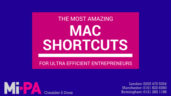 most amazing shortcuts