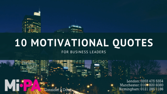 motivational quotes banner