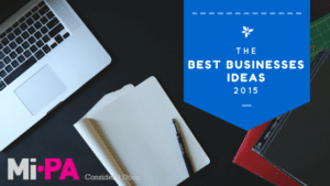 best business ideas banner