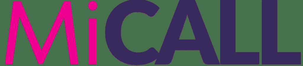 mi call logo