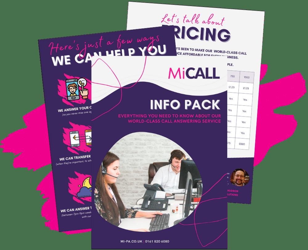 info packs